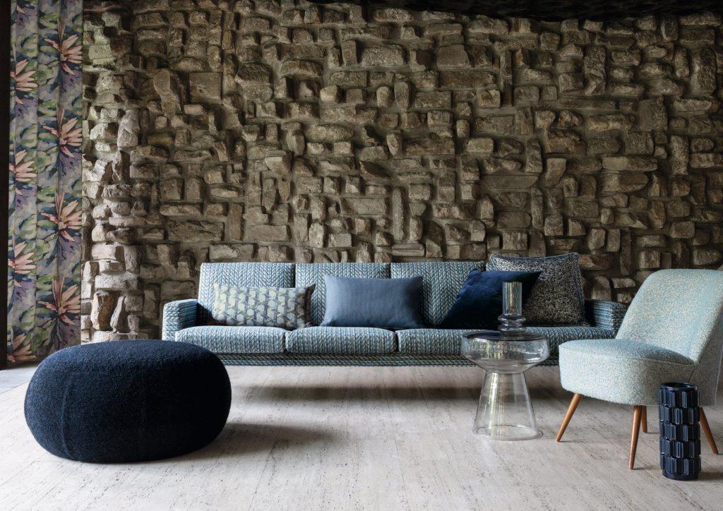 Unique Fabrics Retroscape Carlucci
