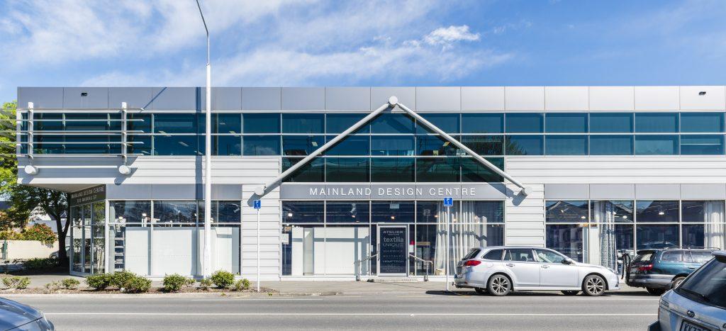 Mainland design center showroom Christchurch